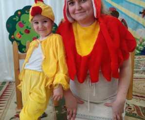 "Музыкальная сказка: ""Как цыплята маму искали"""