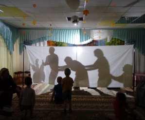 """Проект """"Счастливое детство""""-сенсорная комната"""