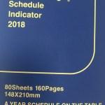 私のおすすめ手帳のミニットマネージャーの書き方と使い方。みなさんカレンダーページは活用してますか?