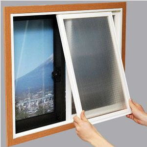 2重窓DIY