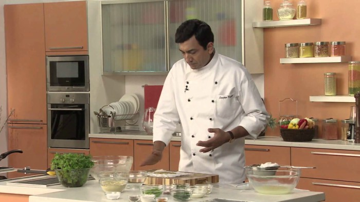 Sanjeev Kapoor khana khazana in hindi