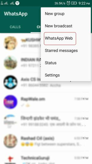 Whatsapp Kaise Use Karte Hai