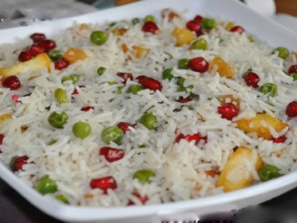 Navratan Pulao Recipe In Hindi