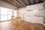 賃貸で二人暮らし。I型壁づけのキッチンをおしゃれにコーディネートしている実例をご紹介!
