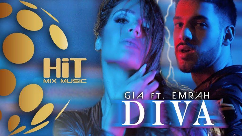 GIA ft EMRAH - DIVA — Изтегли Mp3
