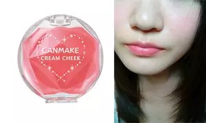 CANMAKE-腮紅霜
