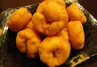 豆漿甜甜圈