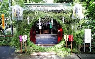 千日詣り-ほおずき縁日