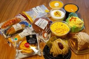 日本點心・甜食排行榜(便利商店限定)