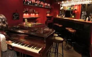 日本昭和的時代感BAR-Piano-Bar1
