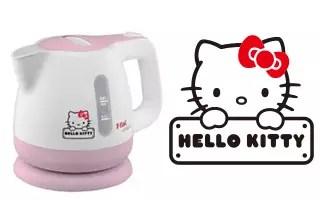 HELLO-KITTY電器熱水壺