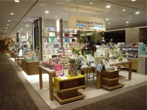 THE COSMETIC TERRACE TASHIRO 東急プラザ蒲田店