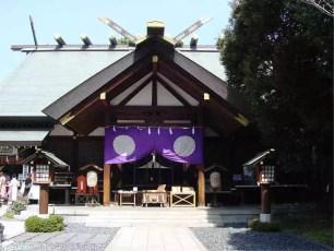 東京旅遊景點-東京大神宮