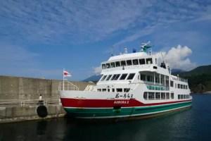 知床 遊覽船-2