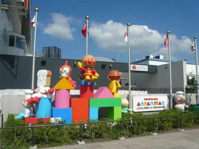 麵包超人兒童博物館-2