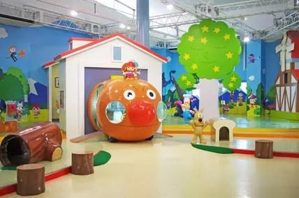 麵包超人兒童博物館-13