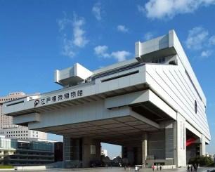 東京旅遊景點-江戶東京博物館