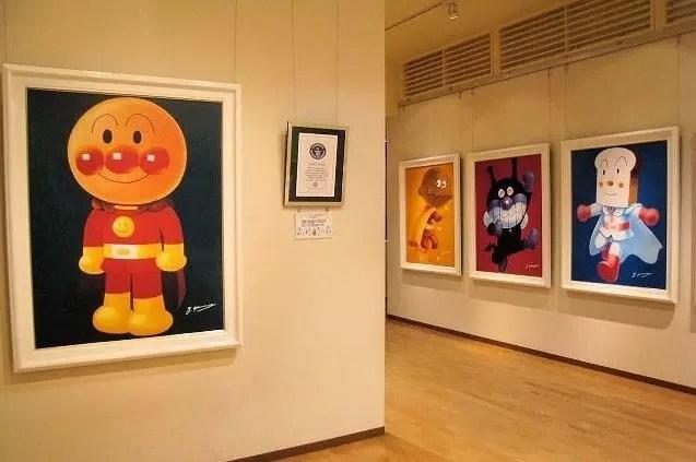 麵包超人兒童博物館-11