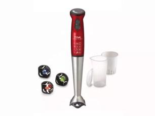 特福公司販售,可輕鬆製作副食品的21段變速調節電動攪拌器
