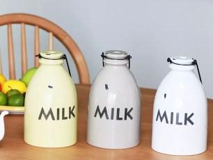 阪和、牛奶瓶造型精油薰香器