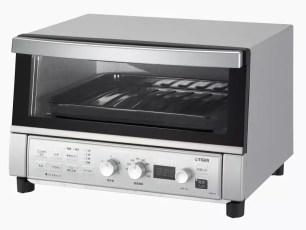"""""""便於拿取的架子""""容易取出熱呼呼食材的電烤箱機"""