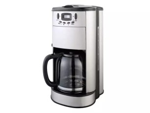 E-Balance自動磨粉沖泡的咖啡機