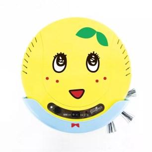 船梨精造型掃地機器人,以23,000日圓發售