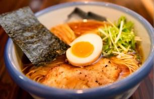 東京都內好吃拉麵店「AFURI」阿夫利拉麵