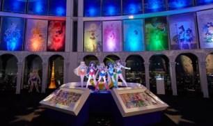 美少女戰士展覽體驗記錄