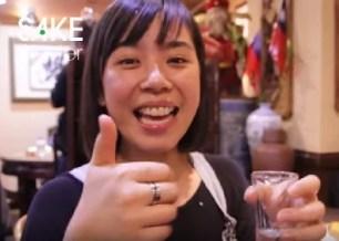 與台灣人一起品嘗日本清酒的結果(笑)
