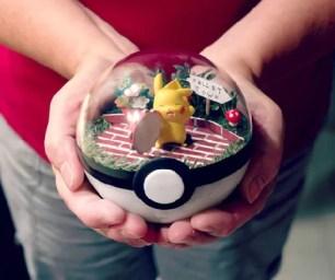 「寶貝球培養器」,能窺視到Pokémon寶可夢們的生活!?