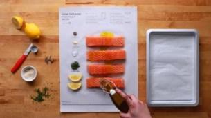 不會作菜也別擔心!IKEA的創新發想「Cook This Page」