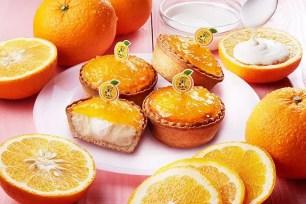 有如戀愛般讓人心動的酸甜滋味♡夏橘口味的mini PABLO!