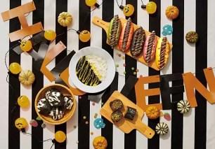 日本IKEA推出萬聖節博覽會☆不可思議的黑色系菜色品項震撼登場!