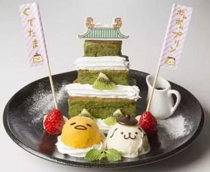 布丁狗×蛋黃哥!4月17日起,充滿特色的餐點現身於布丁狗咖啡廳名古屋店~