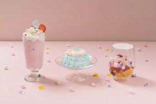 「THE CAMPANELLA CAFE」一周年!快來品嚐春季限定的粉嫩浪漫下午茶♡