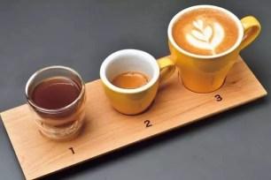 在「Unir阪急梅田店」悠閒立飲高品質的特製咖啡!
