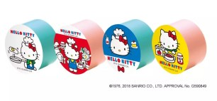 便利多用途「Dear Kitchen 技巧萬用 膠帶」數量限定Hello Kitty款✿