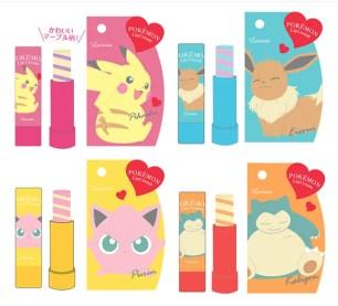 「Pokémon Gift Cosme Series」首發☆寶可夢造型面膜♡7月20日起陸續推出數種商品~