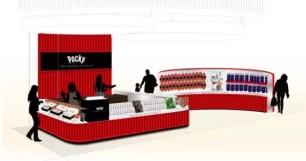 成田國際機場的首間Pocky專售店☆「Pocky PREMIÈRE CLASSE」7月31日起盛大開幕
