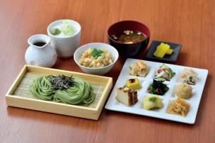 豐富多元的餐點選擇♪大阪‧宇治抹茶專售店「OMATCHA SALON 淀屋橋」
