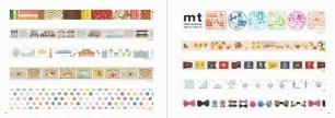 mt紙膠帶10周年紀念❀豪華『mt complete book』8月20日開始販售