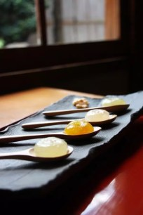 京都名店「京西陣菓匠 宗禪」新推出♡口感Q彈清涼滑順的水果蕨餅