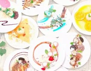 日本首間!東京目黑區☆「La fete de filles」現做可麗餅和法式薄餅3小時吃到飽