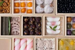 和菓子名店HIGASHIYA☆精美又特別的「日式點心的日本年菜」預約中