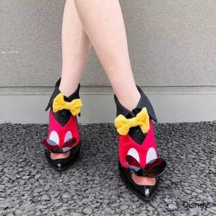 「ERIMAKI SOX」米奇造型襪子超特別♫僅自今日起於阪急梅田本店特設店鋪販售數天