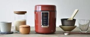 小家庭或單身族適用♪1.5杯量炊飯鍋「SCR-H15」1月下旬上市!