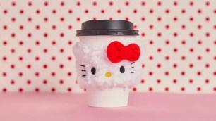 LAWSON便利商店x「HELLO KITTY」45周年限定✩3款限量商品2月19日起販售