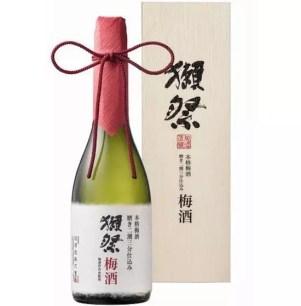 夢幻逸品「獺祭」新商品3月1日上市!「獺祭梅酒」✩數量限定800瓶