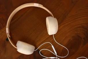 飛驒新傳統工藝☆木製頭戴式耳機「飛驒之聲(HIDANOOTO)」